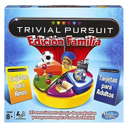 Juego de mesa Trivial, Edición Familia