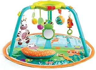 Tiny Love Gymini 123 Here I Grow Palestrina Bambini Evolutiva con Sonagli Sonori, 15 Diverse Attività
