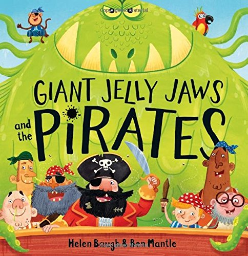 Giant jelly jaws and the pirates