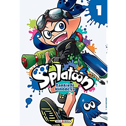 Splatoon T01