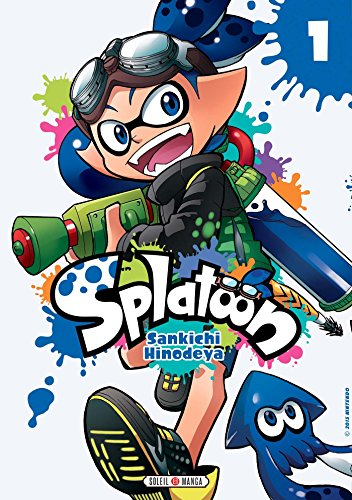 Splatoon (1) : Splatoon
