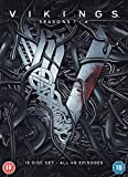 Vikings - Seasons 1-4 [DVD] [2017]