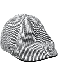 Kangol Men's Pattern Flexfit Flat Cap