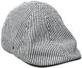 Kangol Pattern Flexfit Cap, Casquettes Plates Homme