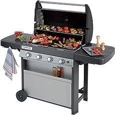 Campingaz 4 Series Classic L, Barbecue Gas Grill, Nero/Grigio
