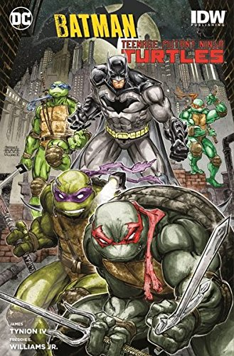 Batman/Teenage Mutant Ninja ()