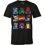 cotton division T-Shirt Marvel Camiseta para Hombre