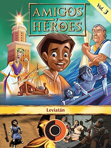 Amigos y Héroes, Volúmen 3 - Leviatán [OV]