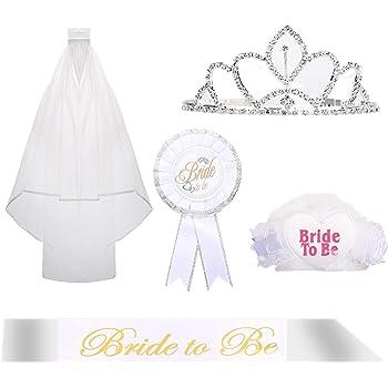6f8df58d3cca Afufu Écharpe Future Mariée Bride to be Décoration Écharpe Enterrement de  Vie de Jeune Fille -