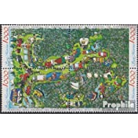 San Marino 1590-1593 bloque de cuatro (completa.edición.) 1994 100Jahre TCI (sellos para los coleccionistas)