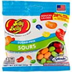 Jelly Belly Sugar-Free Sours Bag (80g)