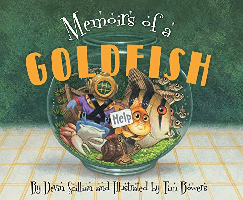 Memoirs of a Goldfish (English Edition)