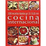 Mil recetas rápidas de cocina internacional