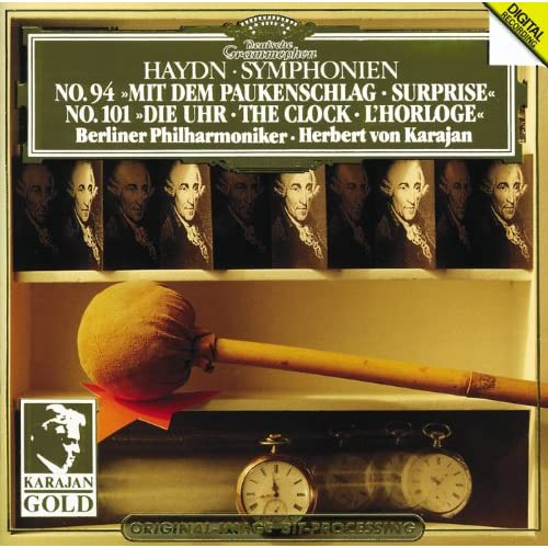 "Haydn: Symphonies Nos.94 ""Surprise"" & 101 ""The Clock"""