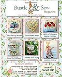 Bustle & Sew Magazine August 2014: Issue 43