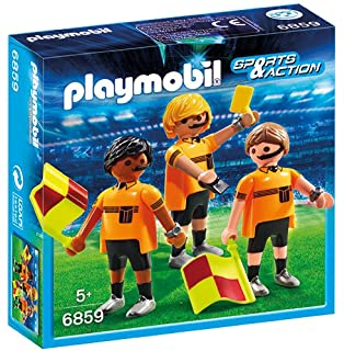 Playmobil  Terrain football transportable dp BLYDW