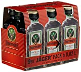 Jägermeister 9-JägerPack (9 x 0.02 l)