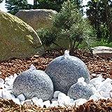 CLGarden Granit Springbrunnen
