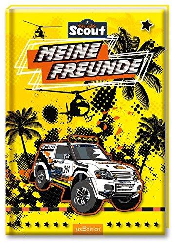 Preisvergleich Produktbild Scout - Meine Freunde: Fahrzeuge