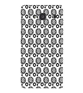Ebby Printed back cover for Xiaomi Redmi 2/2s/2 Prime(Premium Designer case)