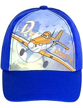 Disney Planes Baseball Cap für Kinder, royalblau, original Lizenzware, Gr. 52 und 54