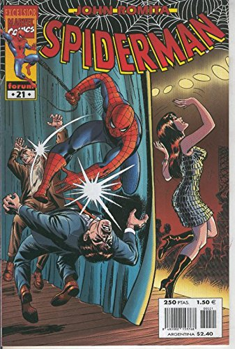 spiderman-de-john-romita-numero-21