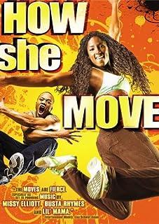 How She Move by Rutina Wesley