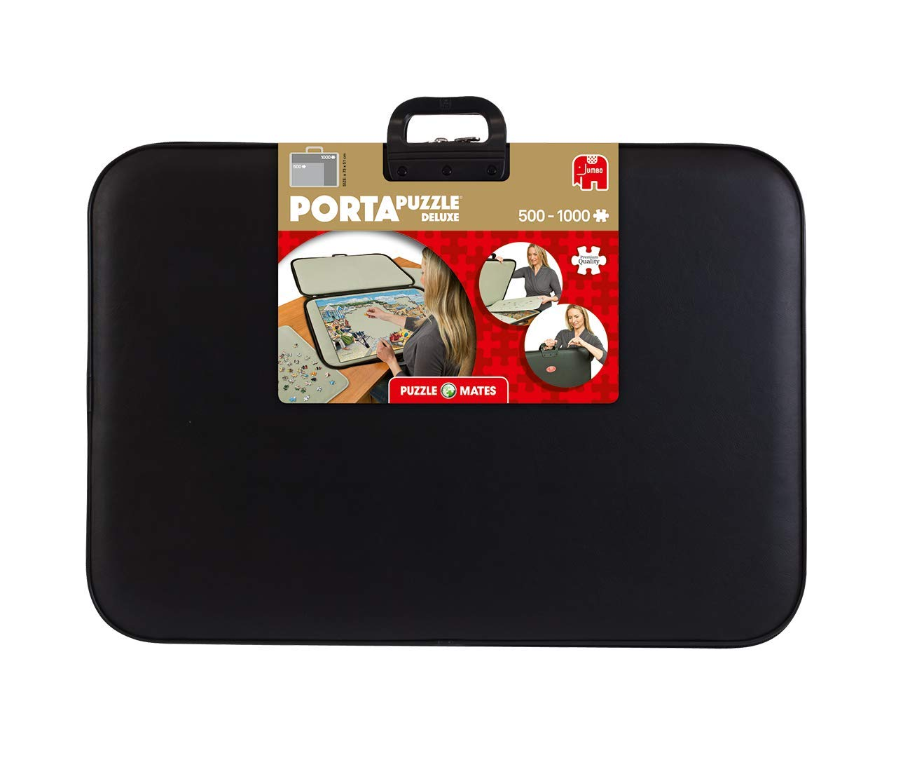 Portapuzzle Deluxe 1000 Jigsaw Puzzle Accessory