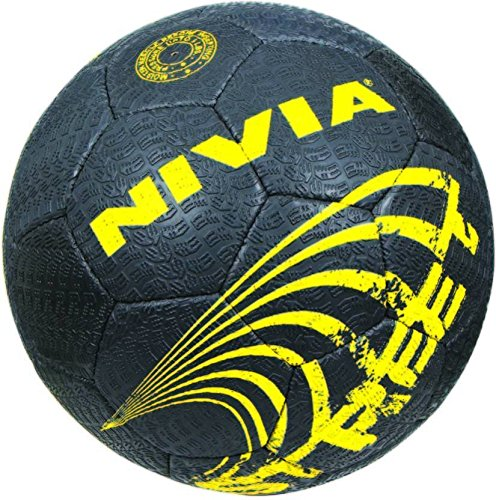 Nivia Street Football Size.5  available at amazon for Rs.612
