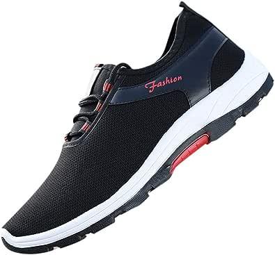 Oyedens Uomo Scarpe da Ginnastica Corsa Sportive Sneakers Scarpe da Corsa Uomo Running Sneaker Estate Scarpe Uomo Sportive Scarpe da Ginnastica Uomo Antiscivolo Scarpe da Trekking Uomo 2019 Nuovo