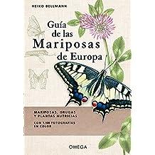 GUIA DE LAS MARIPOSAS DE EUROPA (GUIAS DEL NATURALISTA)
