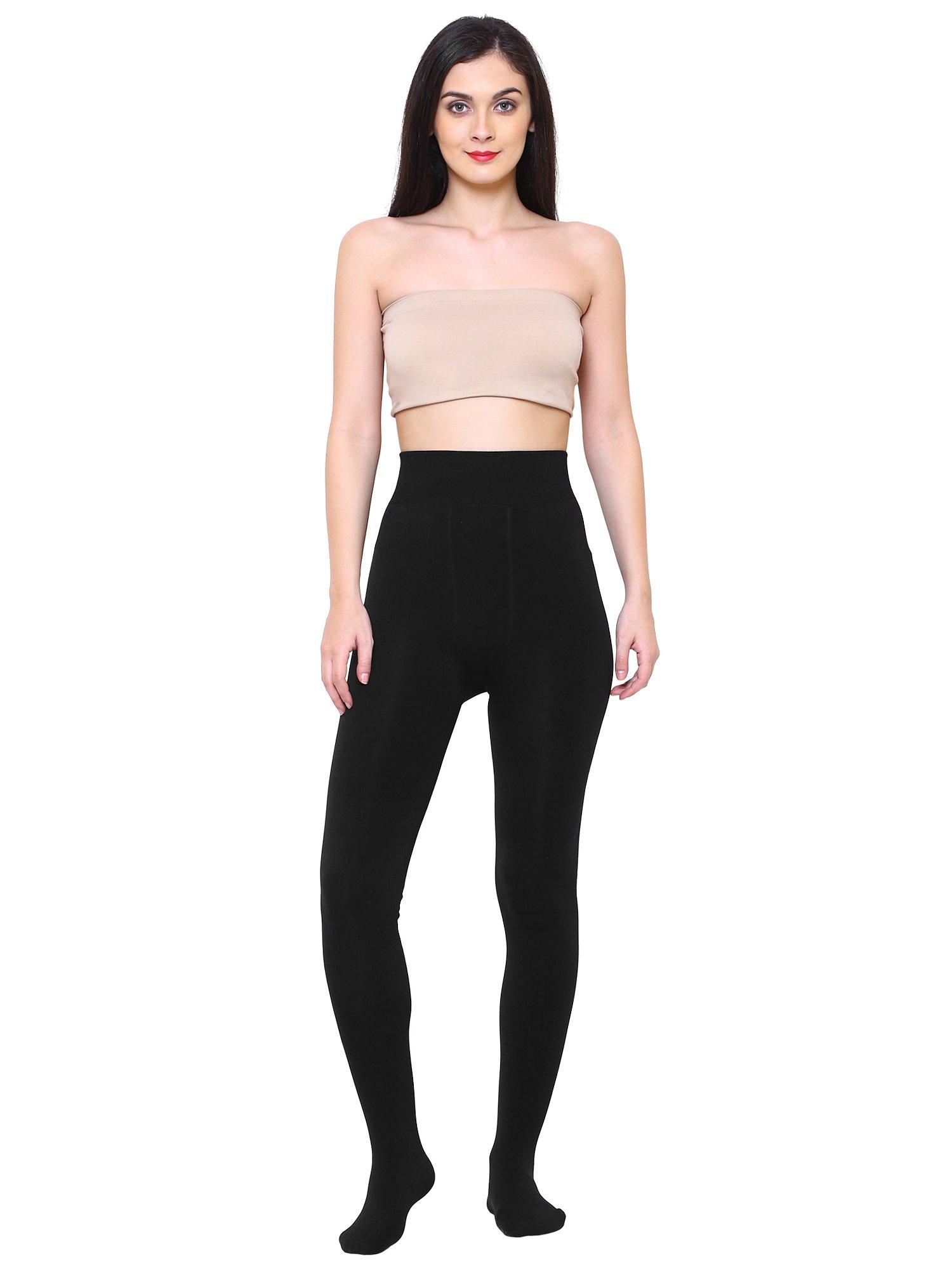 5a2c253272913 Shopolica Full Foot Fleece Leggings For Women – Buy Bestow
