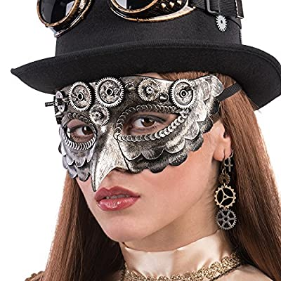 MÁSCARA STEAMPUNK