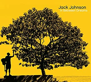 In Between Dreams by Jack Johnson (B0007GAEVW) | Amazon price tracker / tracking, Amazon price history charts, Amazon price watches, Amazon price drop alerts