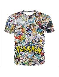 T-shirt Pokemon family