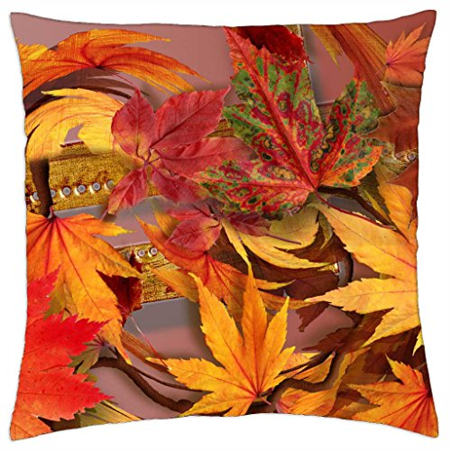Autumn Winds - Throw Pillow Cover Case (18\