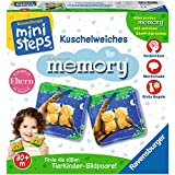 Ravensburger ministeps 04512 My Little Pony ministeps Kuschelweiches Memory Spiel