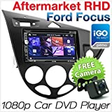 Ford Focus MK1 1998–2004 Auto DVD GPS MP3 Player Head Unit Radio Stereo CD Mp4