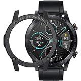 SIKAI CASE Beschermend Hoesje Compatibel met Huawei Honor Magic 2 - 46mm Smart Watch, TPU Krasbestendig Schokbestendig Frame,