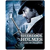 Sherlock Holmes: A Game of Shadows - 2-Disc Limited Edition Steelbook