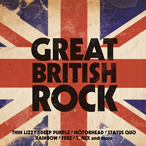 Great British Rock