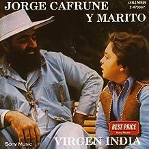 Virgen India by JORGE CAFRUNE (1980-01-01)