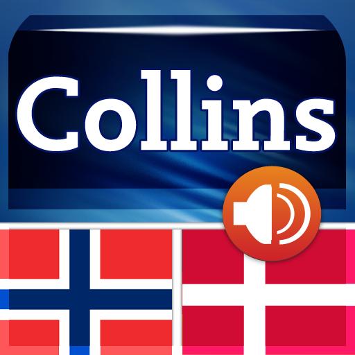 Audio Collins Mini Gem Norwegian-Danish & Danish-Norwegian Dictionary