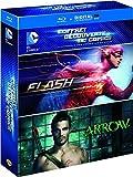 Coffret découverte DC Comics, l'intégrale des premières Saisons: Flash + Arrow [Blu-Ray + Copie Digitale]
