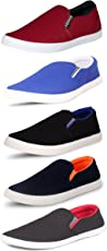 SCATCHITE Pack of 5 Stylish Shoes for Men's