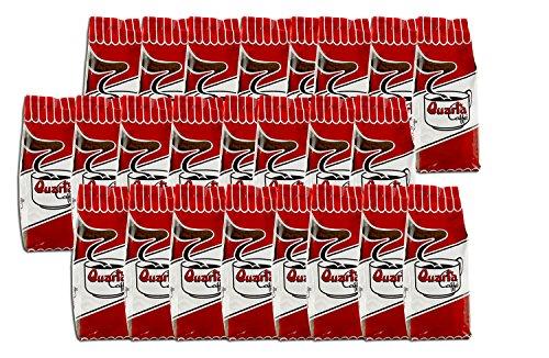 Caffè Quarta La Rossa macinato. N. 24 confezioni da 250 g. Caffè italiano pugliese salentino prodotto e confezionato in Salento....