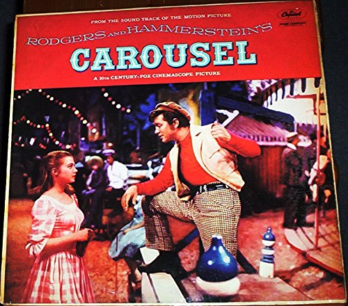 Carousel Gordon MacRae Shirley Jones All The Songs From The Show 12 inch 33 rpm LP Vinyl Album Record