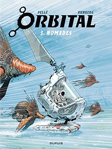 Orbital - tome 3 - Nomades
