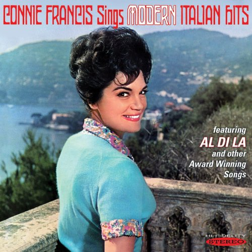 Connie Francis Sings Modern Italian Hits