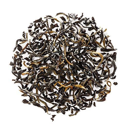 Lapsang Souchong Tarry Black Tea - Lap Sang Smokey Tea from Wuyi Mountains - Lightly Smoked 100g